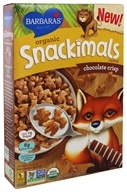 Barbara's - Snackimals Cereal Chocolate Crisp - 9 oz.