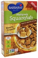 Barbara's - Multigrain Squarefuls Cereal Maple Brown Sugar - 12 oz.