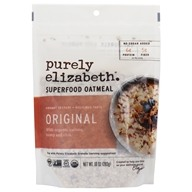 Purely Elizabeth - Organic Ancient Grain Oatmeal Original - 10 oz.