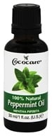 Cococare - 100% Natural Peppermint Oil - 1 oz.
