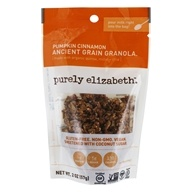 Purely Elizabeth - Organic Ancient Granola Cereal Pumpkin Fig - 2 oz.