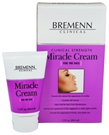 Bremenn Research Labs - Clinical Strength Miracle Cream for the Face - 1.3 oz.