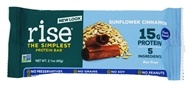 Rise Foods - Rise Protein Bar Sunflower Cinnamon - 2.1 oz.