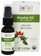 Aura Cacia - Organic Rosehip Oil Skin Care - 1 oz.