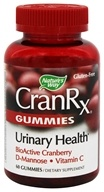 Nature's Way - CranRx Gummies - 60 Gummies