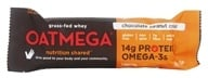 Boundless Nutrition - Oatmega Bar Chocolate Peanut Crisp - 1.8 oz.