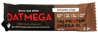 Boundless Nutrition - Oatmega Bar Brownie Crisp - 1.8 oz.