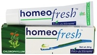 UNDA - Homeofresh Toothpaste Chlorophyllum - 0.84 Grams