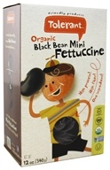 Tolerant - Organic Black Bean Mini Fettuccine - 12 oz.