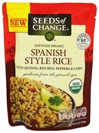 Seeds of Change - Organic Spanish Style Rice - 8.5 oz.