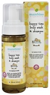 Mambino Organics - 100% Pure Happy Time Body Wash & Shampoo - 5.5 oz.