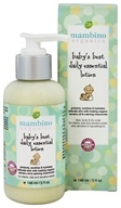 Mambino Organics - 100% Pure Baby's Best Daily Essential Lotion - 5 oz.