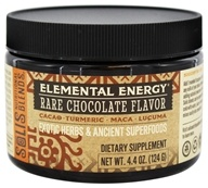 Solis Nutritional Blends - Elemental Energy Rare Chocolate Flavor - 4.4 oz.
