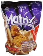 Syntrax - Matrix 5.0 Sustained-Release Protein Blend Peanut Butter Cookie - 5 lbs.