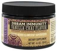 Solis Nutritional Blends - Dream Immunity Vanilla Chai Flavor - 4.4 oz.