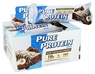 Pure Protein - Gluten Free Protein Bar Dark Chocolate Coconut - 6 Pack - 1.76 oz. Bars