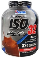 ANSI (Advanced Nutrient Science) - Iso 32 Whey Protein Isolate Powder Rich Chocolate - 5 lbs.