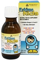 Integrative Therapeutics - Eskimo Kids Natural Fish Oil Tutti-Frutti - 3.5 oz.