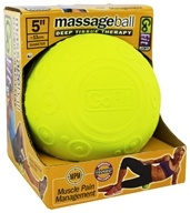 GoFit - Massage Ball - 5 in.
