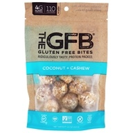 The GFB - The Gluten-Free Bites Coconut Cashew Crunch - 4 oz.