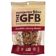 The GFB - The Gluten-Free Bites Chocolate Cherry Almond - 4 oz.