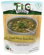 Fig Food Company - Organic Tuscan White Bean Soup - 14.5 oz.