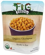 Fig Food Company - Pois chiches organiques - 15 once.