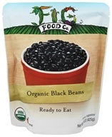 Fig Food Company - Organic Black Beans - 15 oz.