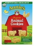 Annie's - Organic Bernie's Farms Animal Cookies - 6.75 oz.