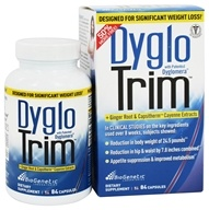 BioGenetic Laboratories - Dyglo Trim with Patented Dyglomera - 84 Capsules