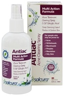 Salcura Natural Skin Therapy - Antiac Acne Clearing Spray - 8.4 oz.