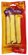 Dingo - Meat In The Middle Wag'n Wraps Slims Chicken & Rawhide Chews - 3 Pack