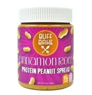 Buff Bake - Buff Butter Gluten Free Peanut Butter Cinnamon Raisin - 12 oz.