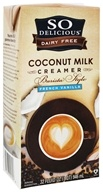 So Delicious - Dairy Free Coconut Milk Creamer Barista Style French Vanilla - 32 oz.