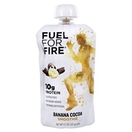 Protein Smoothie Fuel Pack Banana Cocoa - 4.5 oz.