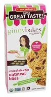 ginnybakes - Organic Gluten Free Fresh Baked Cookies Chocolate Chip Oatmeal Bliss - 5.5 oz.