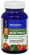 Enzymedica - Enzyme Nutrition Two Daily Multi-Vitamin - 60 Vegetarian Capsules