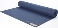 JadeYoga - Harmony Yoga Mat Midnight Blue - 68 in.