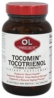 Olympian Labs - Tocomin Tocotrienol Vitamin E Complete - 60 Softgels