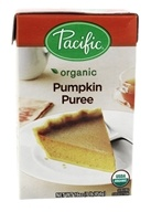 Pacific Natural Foods - Organic Pumpkin Puree - 16 oz.