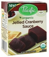 Pacific Natural Foods - Organic Jellied Cranberry Sauce - 15.6 oz.