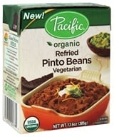 Pacific Foods - Organic Vegetarian Refried Pinto Beans - 13.6 oz.