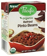 Pacific Natural Foods - Organic Refried Pinto Beans - 13.6 oz.