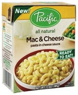 Pacific Natural Foods - All Natural Mac & Cheese - 13.6 oz.