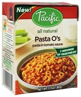 Pacific Natural Foods - All Natural Pasta O's - 13.5 oz.