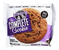 Lenny & Larry's - The Complete Cookie Oatmeal Raisin - 4 oz.