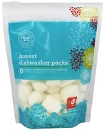 The Honest Company - Honest Dishwasher Packs - 32 Pack(s) Free & Clear - 20.3 oz.