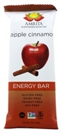 Amrita - Plant-Based Nutrition Endurance Bar Apple Cinnamon - 1.8 oz.