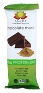 Amrita - Plant-Based Nutrition Energy Bar Chocolate Maca - 2.12 oz.