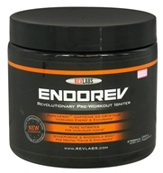 RevLabs - EndoRev Revolutionary Pre-Workout Igniter Raspberry Lemonade - 276 Grams